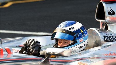 Hugo Hakkinen comienza su carrera en los karts en Italia