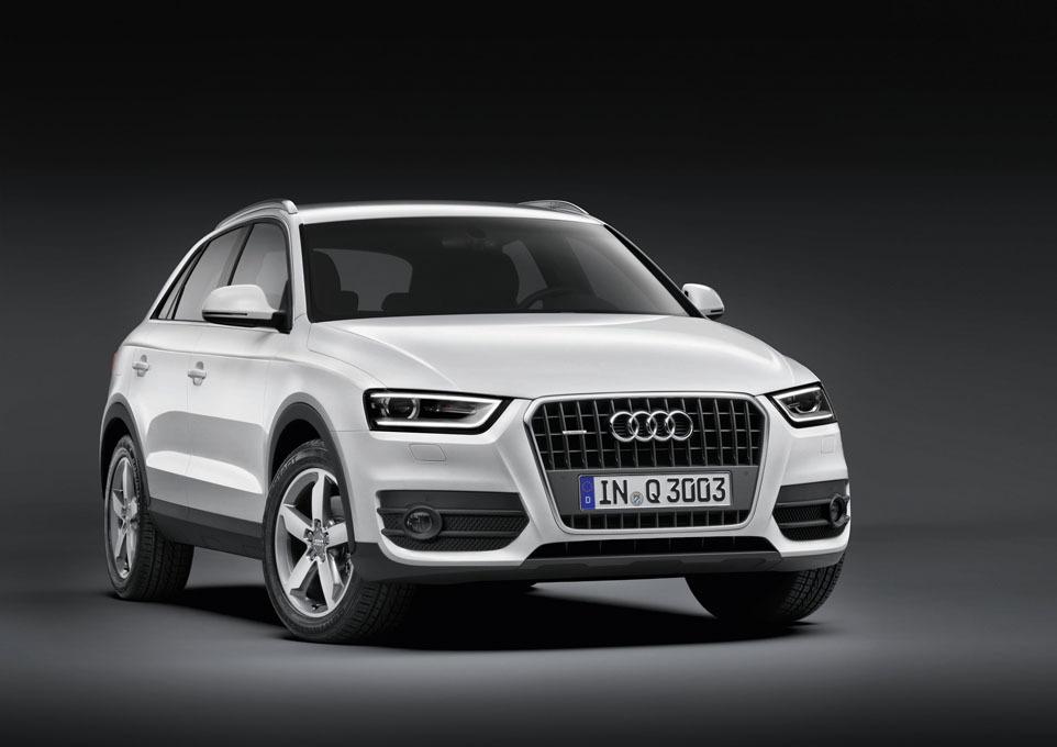 Foto de Audi Q3 oficial (22/31)