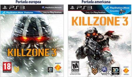 Killzone 3 portada