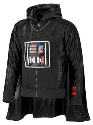 Chaqueta Adidas de Darth Vader