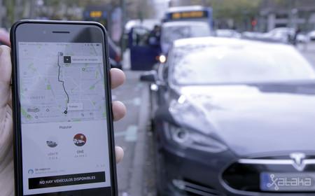 Probamos UberOne, el nuevo servicio eléctrico y premium de Uber