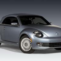 Volkswagen Beetle Cabrio Denim Edition, el Escarabajo que quería ser... vaqueros