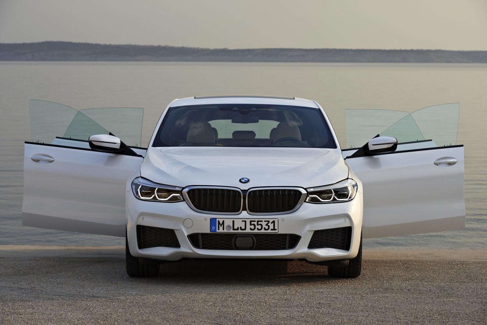 Foto de BMW Serie 6 Gran Turismo (15/54)