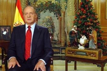 Mensaje navideño de S.M el Rey: La Primera lider en audiencia