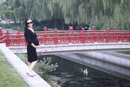 Visita parques para tener un embarazo más saludable