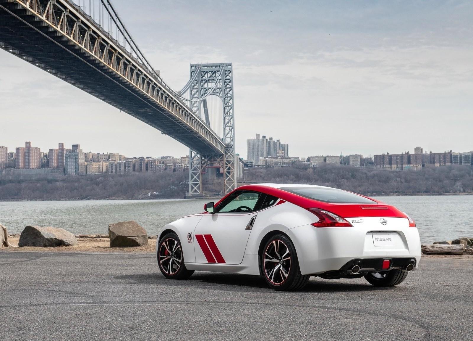 Foto de Nissan 370Z 50 aniversario (9/18)