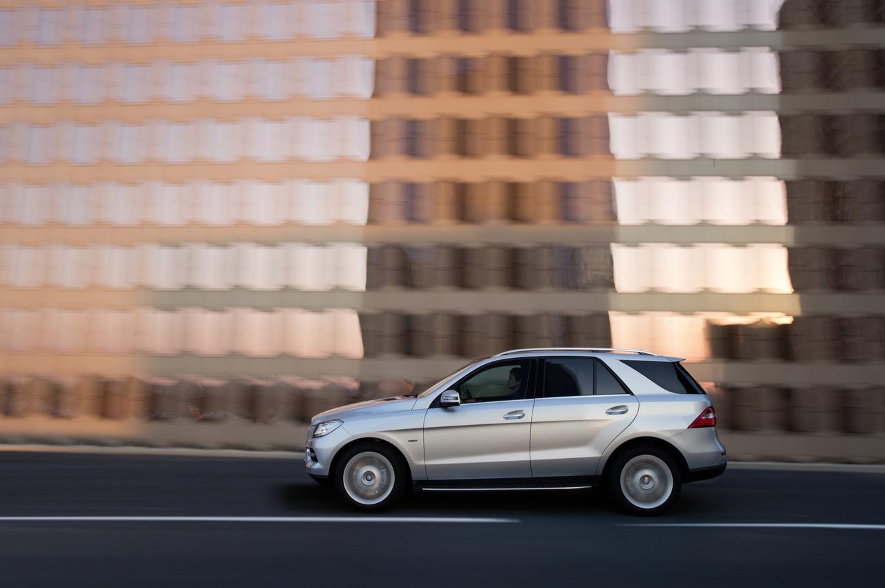Foto de Mercedes-Benz Clase M 2012 (37/42)