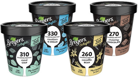 Breyers-helado