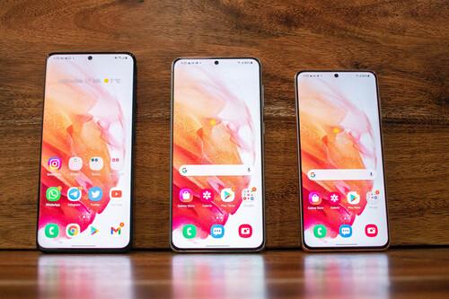 Samsung Galaxy S21 vs Galaxy S21 Plus vs Galaxy S21 Ultra, análisis frente a frente: cuál comprar entre los tres modelos