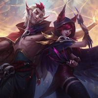 League of Legends: Rakan medio full-ap, la última locura que está triunfando en la Grieta