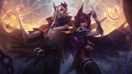 League of Legends: Rakan medio full-ap, la última locura que está triunfando en la Grieta