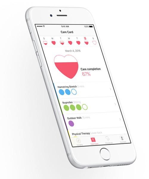 Así es como Apple sigue queriendo cuidar de nuestra salud