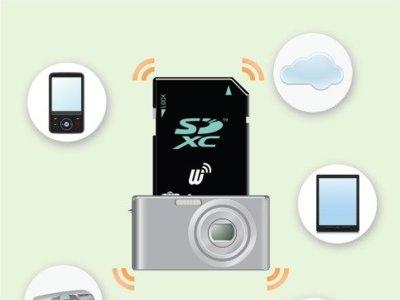 Las tarjetas SD con WiFi quieren ser algo habitual