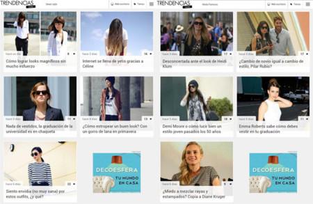 Trendencias conquista tu tablet, un nuevo diseño que amarás