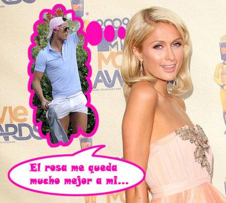 """Paris Hilton: """"Cristiano Ronaldo es un poco gay para mi"""""""
