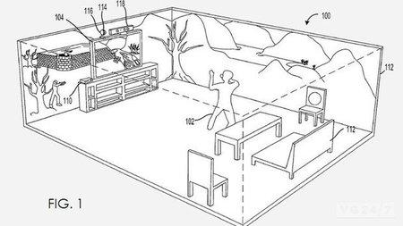 Microsoft y sus patentes que nos podrían llevar dentro de los juegos