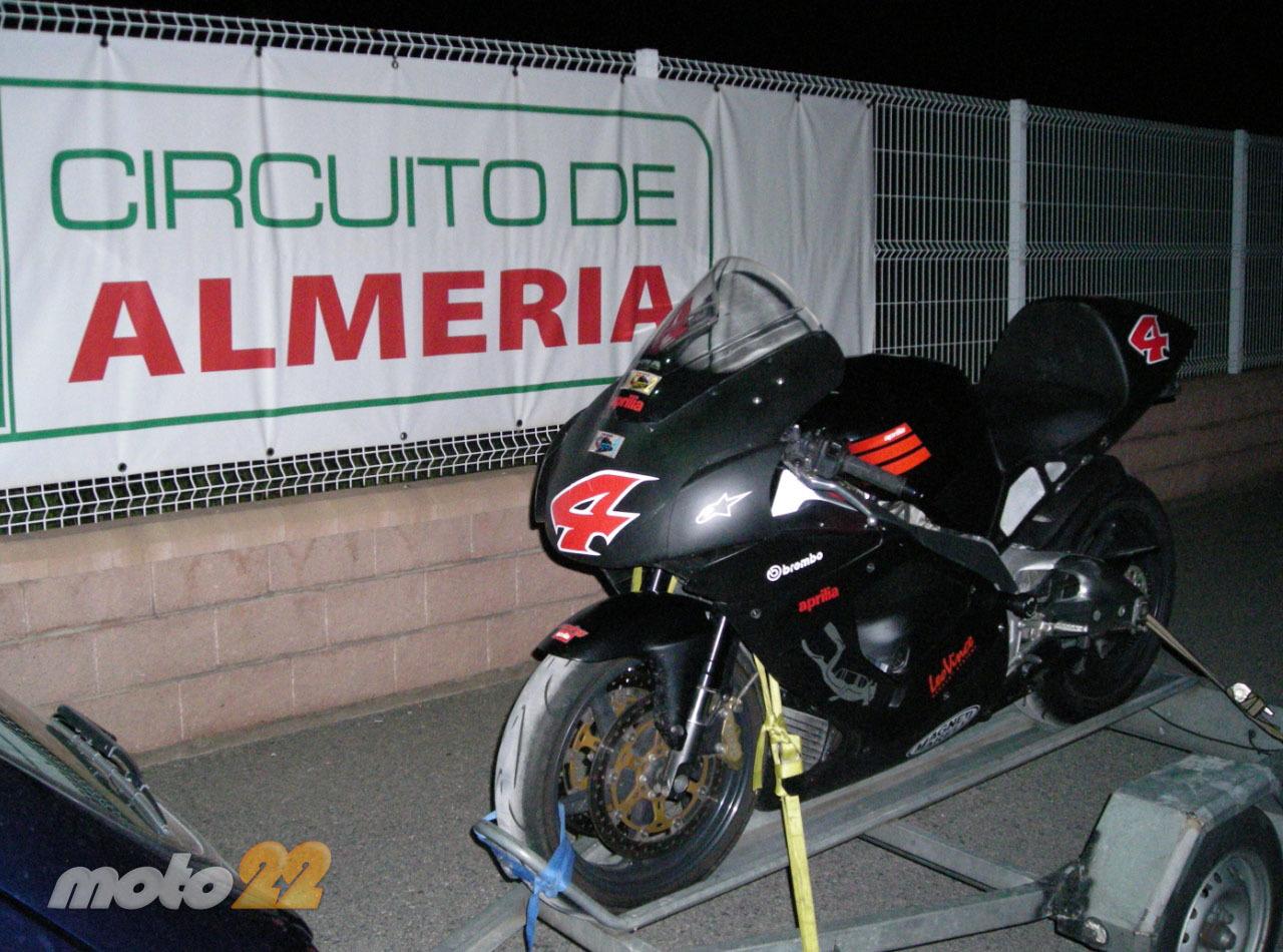 Diversion en el Circuito de Almeria