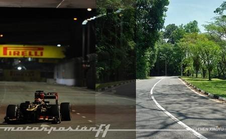 Thomson Road Circuit, el precursor del Marina Bay Street Circuit
