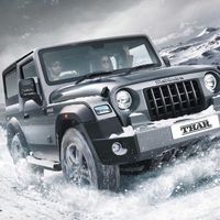 Mahindra Thar 2021, el clon del Jeep Wrangler quiere conquistar los terrenos más difíciles