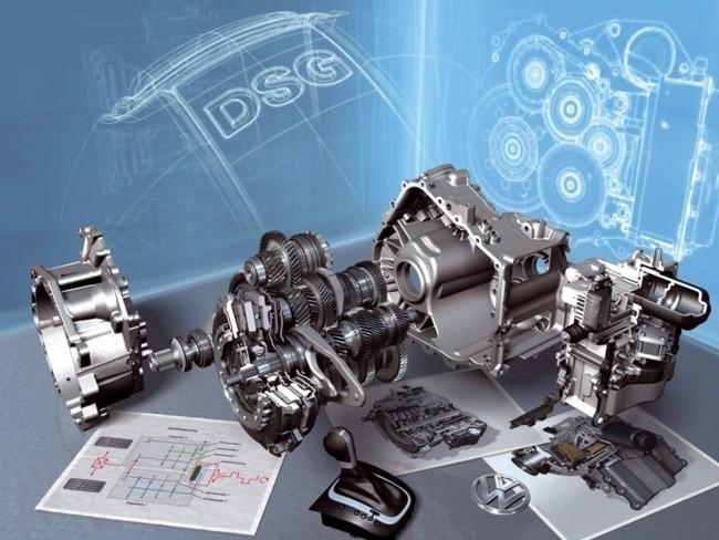 Volkswagen cancela el proyecto de la caja automática DSG de 10 velocidades