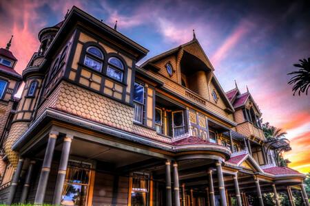 Una visita virtual a la Winchester Mystery House: una manera diferente de vivir la noche de Halloween