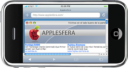 iPhoney: El iPhone virtual para impacientes