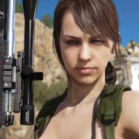 Quiet se liará a tiros en Metal Gear Online a partir de hoy con el DLC Cloaked in Silence
