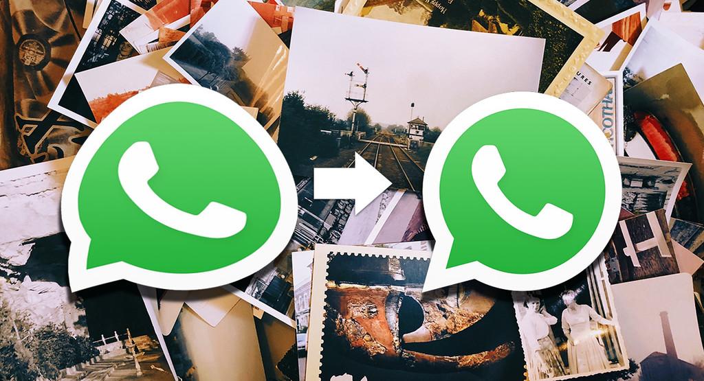 Cómo hacer que las fotos y vídeos de WhatsApp™ ocupen menos