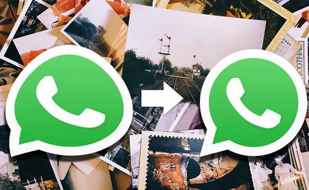 Cómo hacer que las fotos y vídeos de WhatsApp ocupen menos