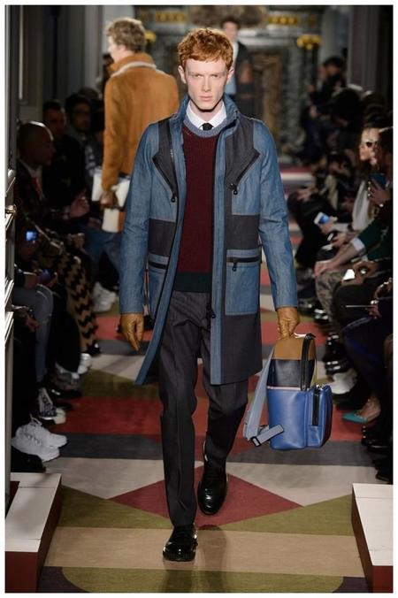 Valentino Men Fall Winter 2015 Menswear Collection 018
