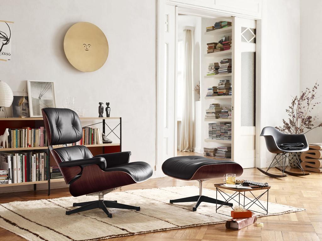 Fabricando un icono; Gunni & Trentino ofrece una exposición y un taller para descubrir el proceso de creación del Loung Chair de los Eames