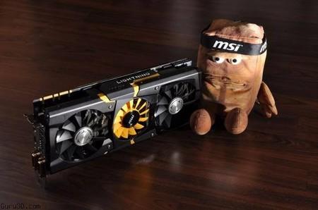 MSI GeForce GTX 780 Ti Lightning, adelanto en imágenes y benchmarks