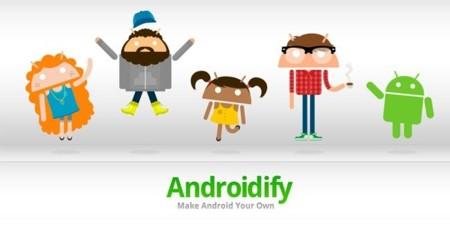 Androidify 2.0, ahora puedes crear GIFs animados y compartir tu mascota para hacerla famosa