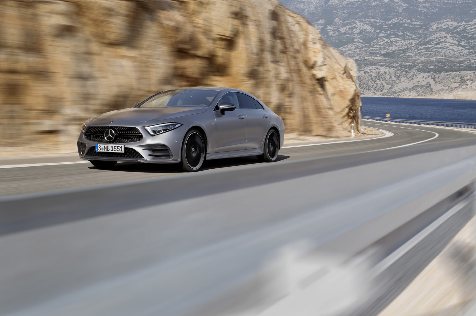 Foto de Mercedes-Benz CLS Coupé 2018 (34/56)