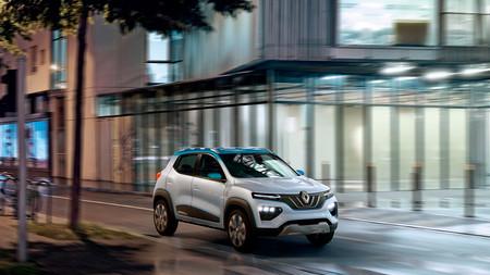 Renault lanza sobre París una ofensiva de coches híbridos y eléctricos: Mégane, Clio, Captur y K-ZE