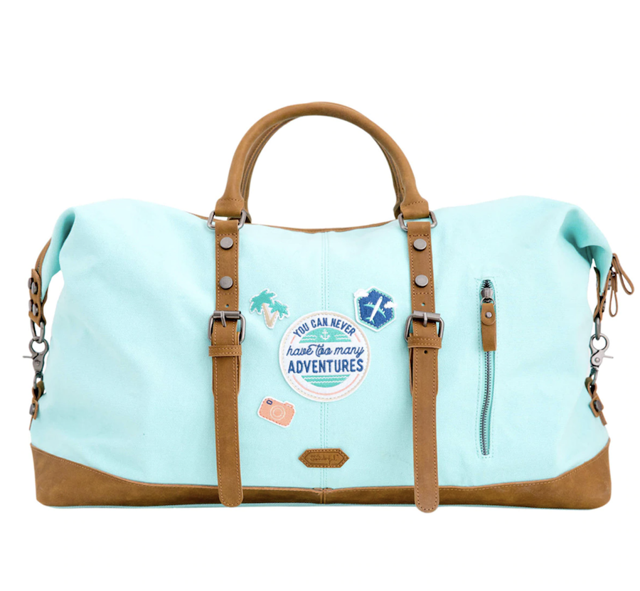 Bolsa Fin de Semana Mr.Wonderful: You can never have too many adventures