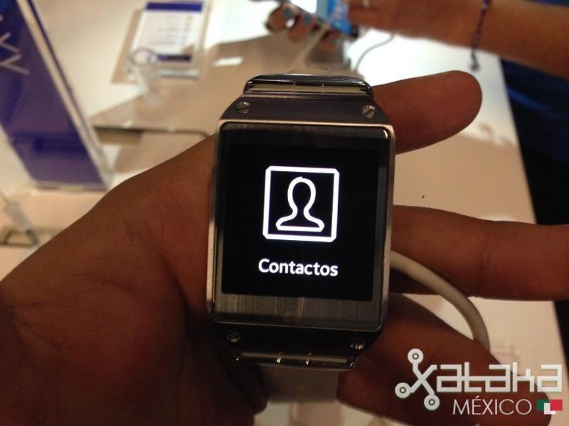 Foto de Samsung Galaxy Gear en México (6/12)