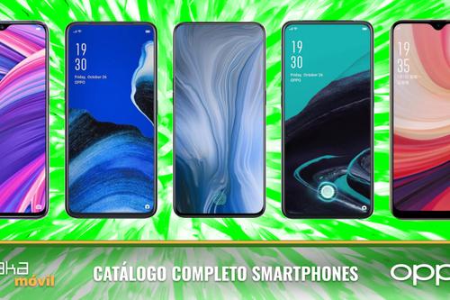 OPPO Reno2 y Reno2 z, así encajan dentro del catálogo completo de móviles OPPO en 2019