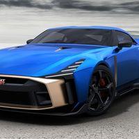 Confirmado: El Nissan GT-R50 te va a costar 11 veces lo que un GT-R sin Pedigree