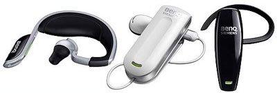 Siemens BenQ HHB, accesorios bien diseñados