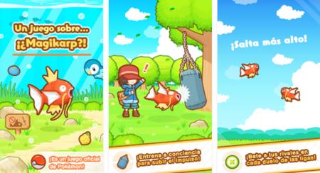 Pokemon Magikarp Jump 02