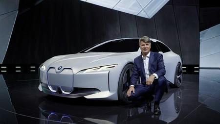 BMW confirma que el eléctrico BMW i4 será una realidad en 2025