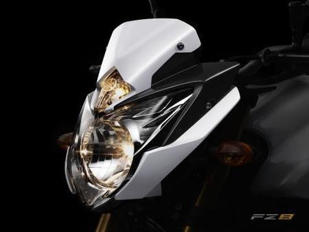 Yamaha nos prepara para el lanzamiento de la FZ8