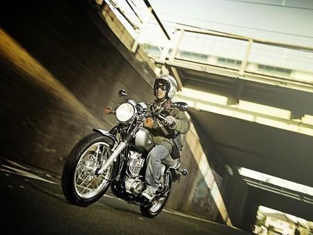 Yamaha SR 400 2014 BSR