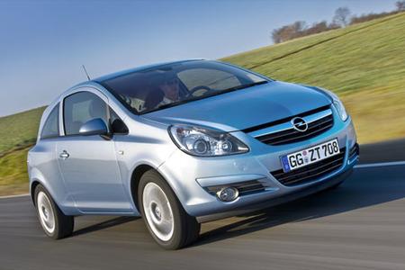 Opel Corsa y Opel Astra ecoFLEX