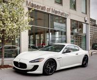 El Maserati GranTurismo MC llega a EEUU
