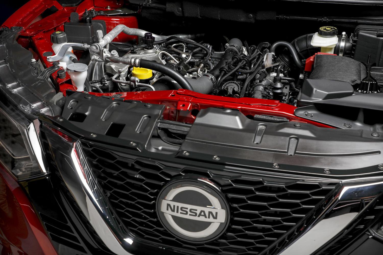 Foto de Nissan Qashqai 1.3 litros (9/10)