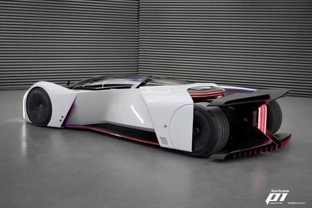 Team Fordzilla P1, el hiperdeportivo virtual salta de la pantalla y se materializa en el mundo real