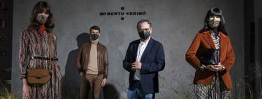 """Roberto Verino: """"las prisas de hacer desfiles con antelación no se han compensado en la nueva realidad, hay que repensar las cosas"""""""