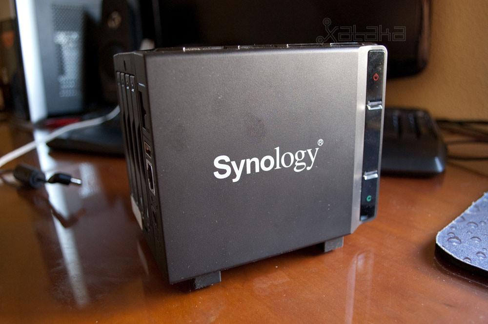 Foto de Synology DS409slim (14/19)